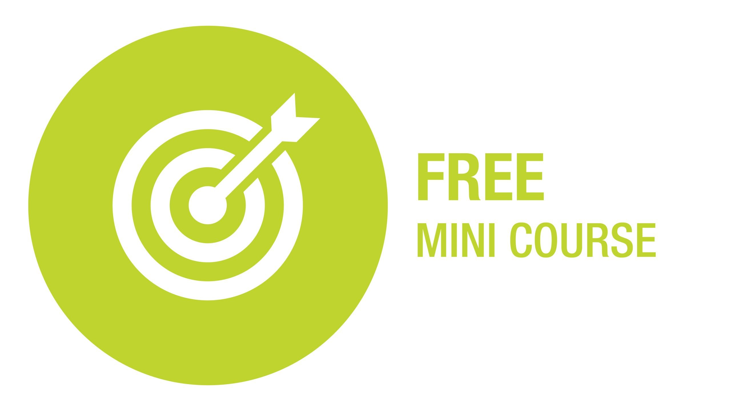 Free Mini Course Icon from Sportmi